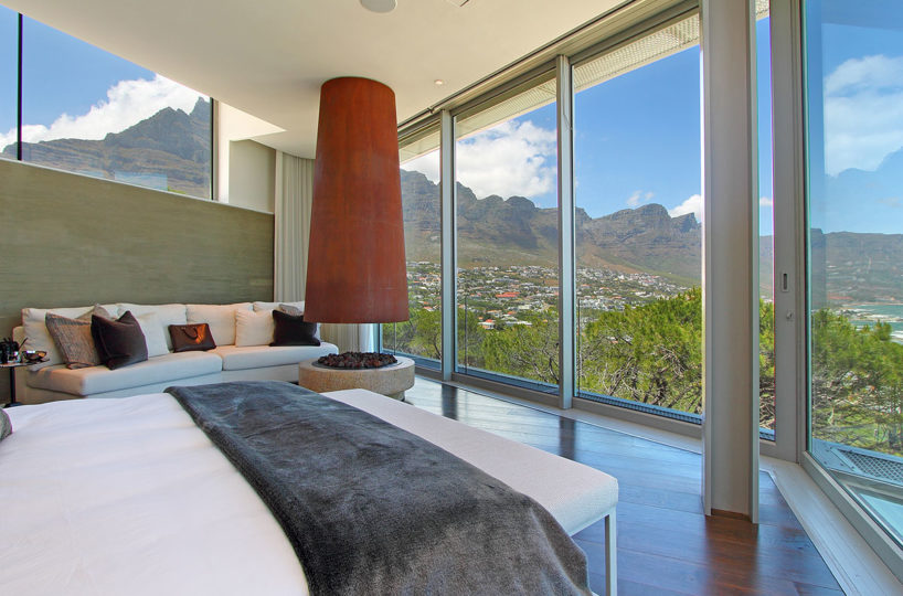 Private Villa with view Cape Town