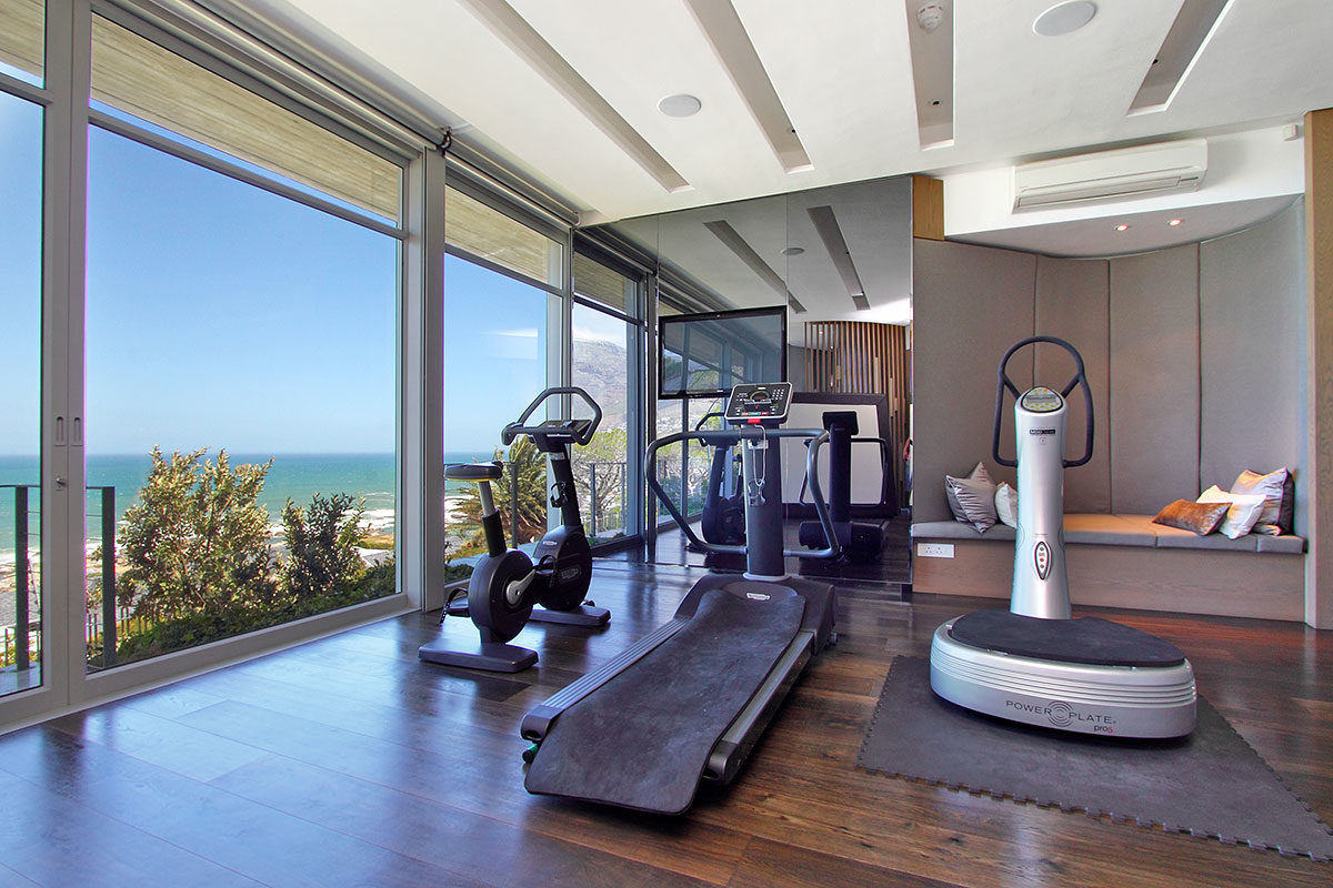 Villa Luxus Private Gym