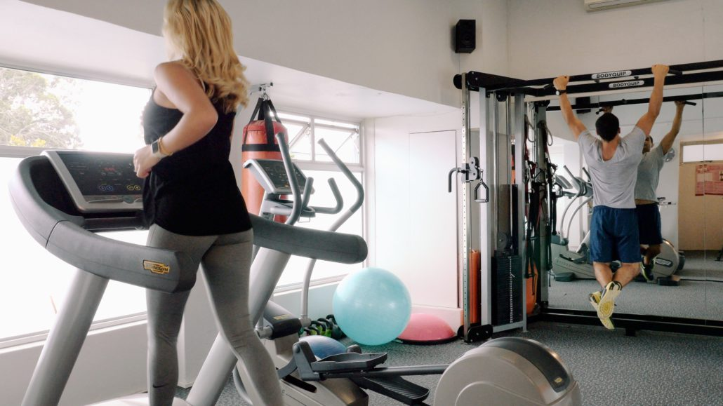 Serviced apartment camps bay - with- gym