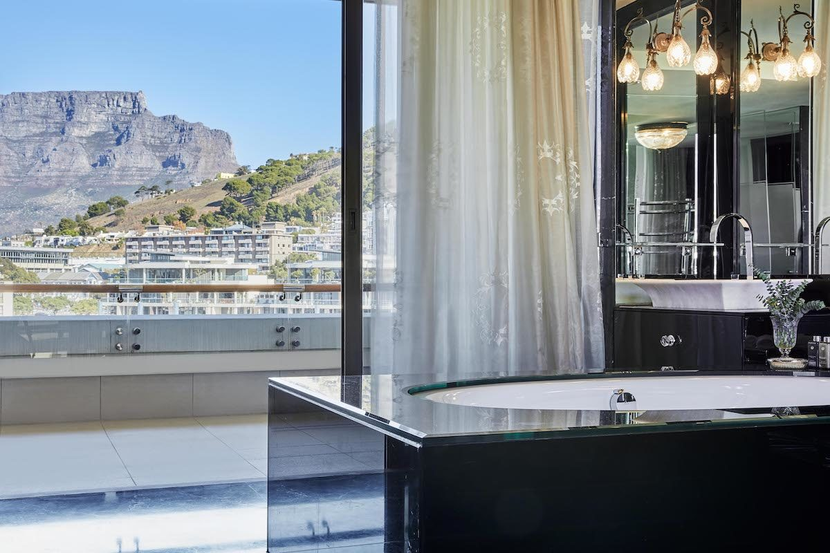 Penthouse at The One and Only Cape Town