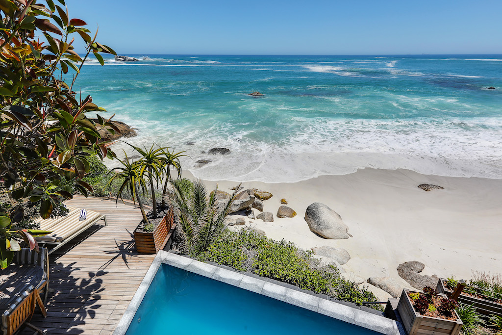 Clifton Beach House - Private Beach Access