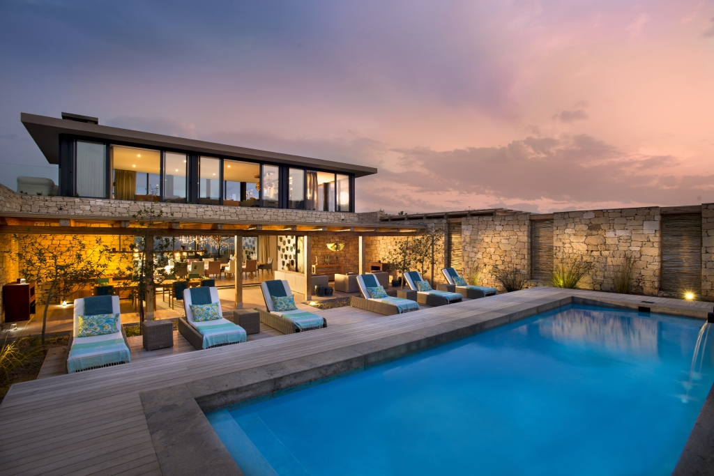 De Hoop Nature Reserve Private Villa with Pool