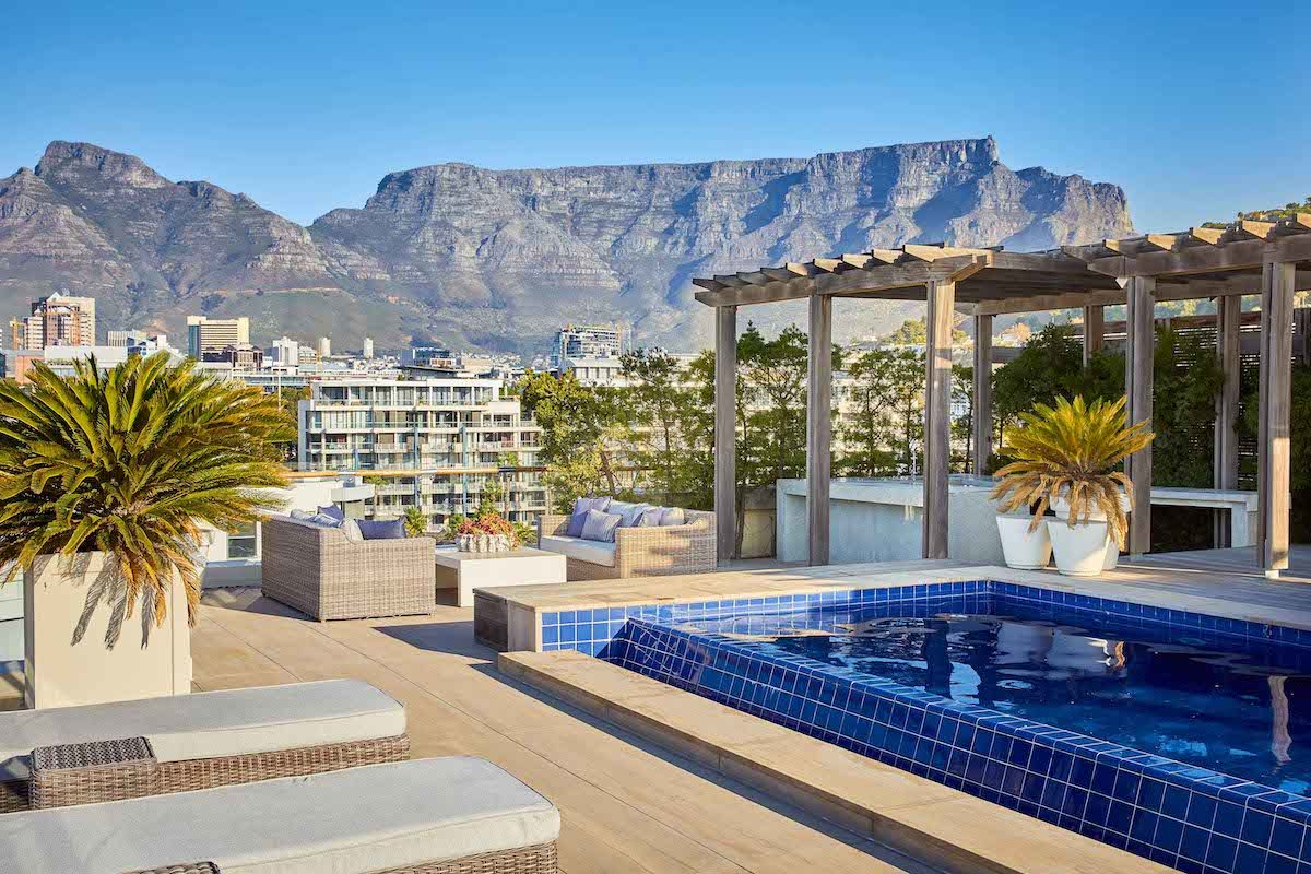 The One and Only Penthouse, Cape Town