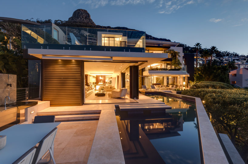 4 bedroom private villa in Fresnaye - Moondance