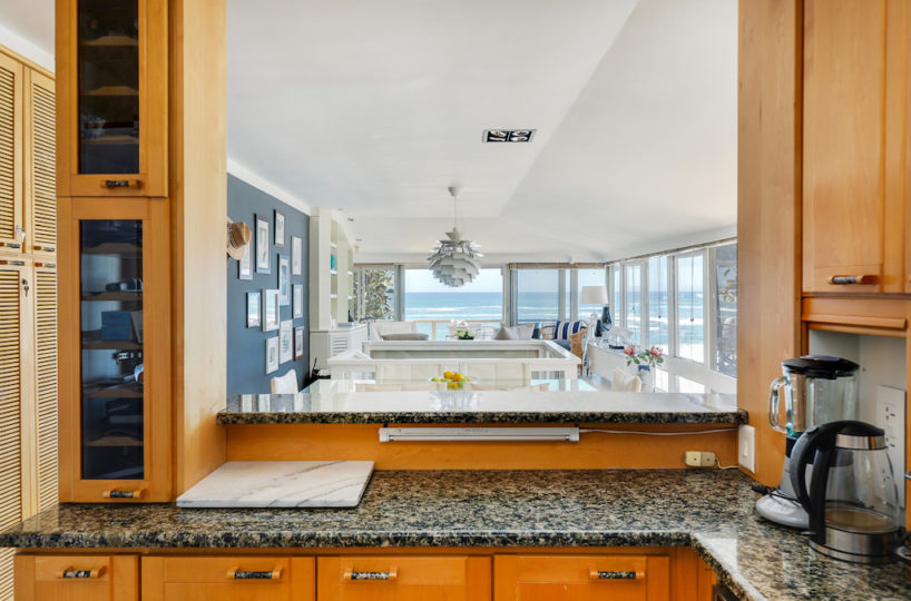 Clifton Beach House Kitchen