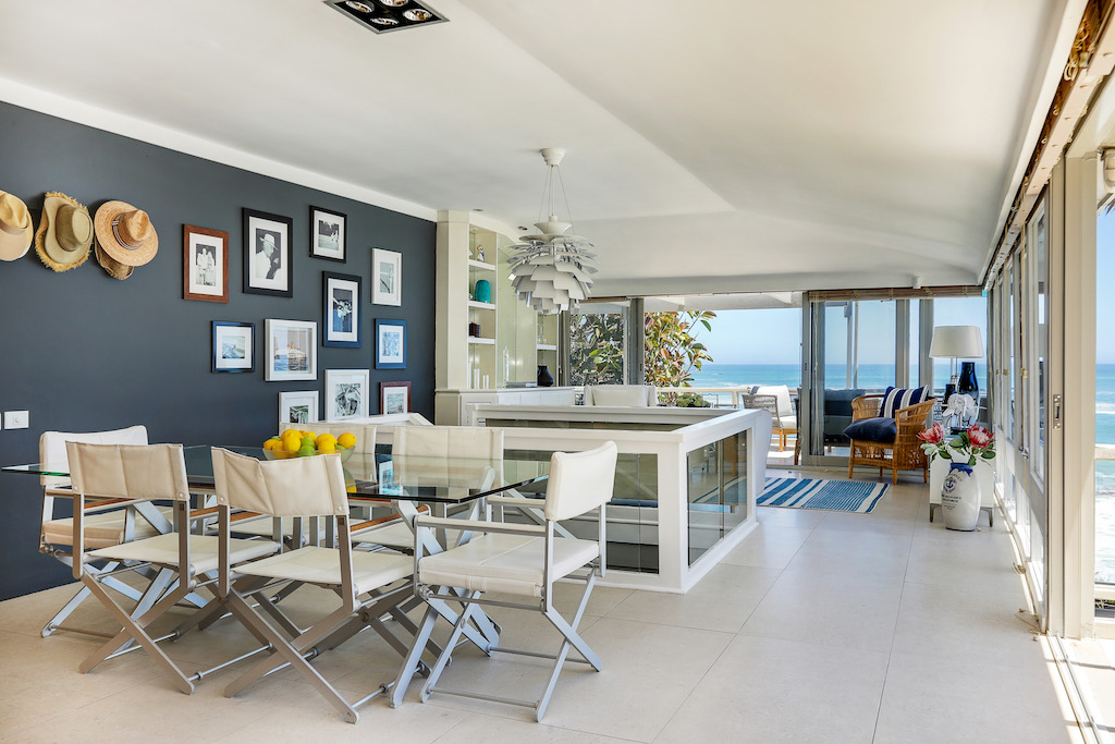 Clifton Beach House Interior
