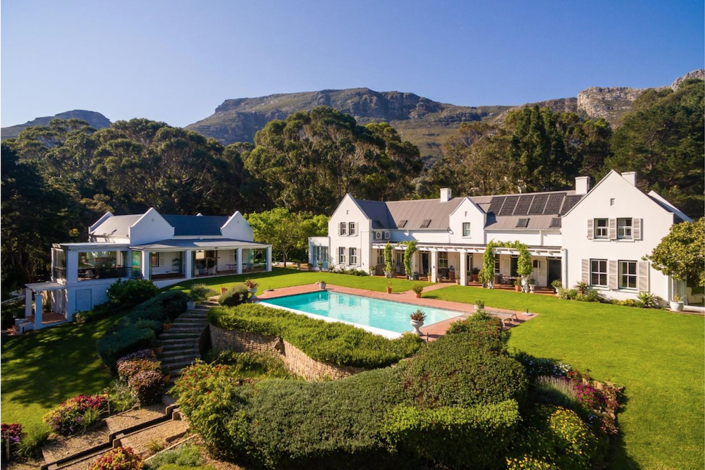 Best Private Villa Experience in Cape Town