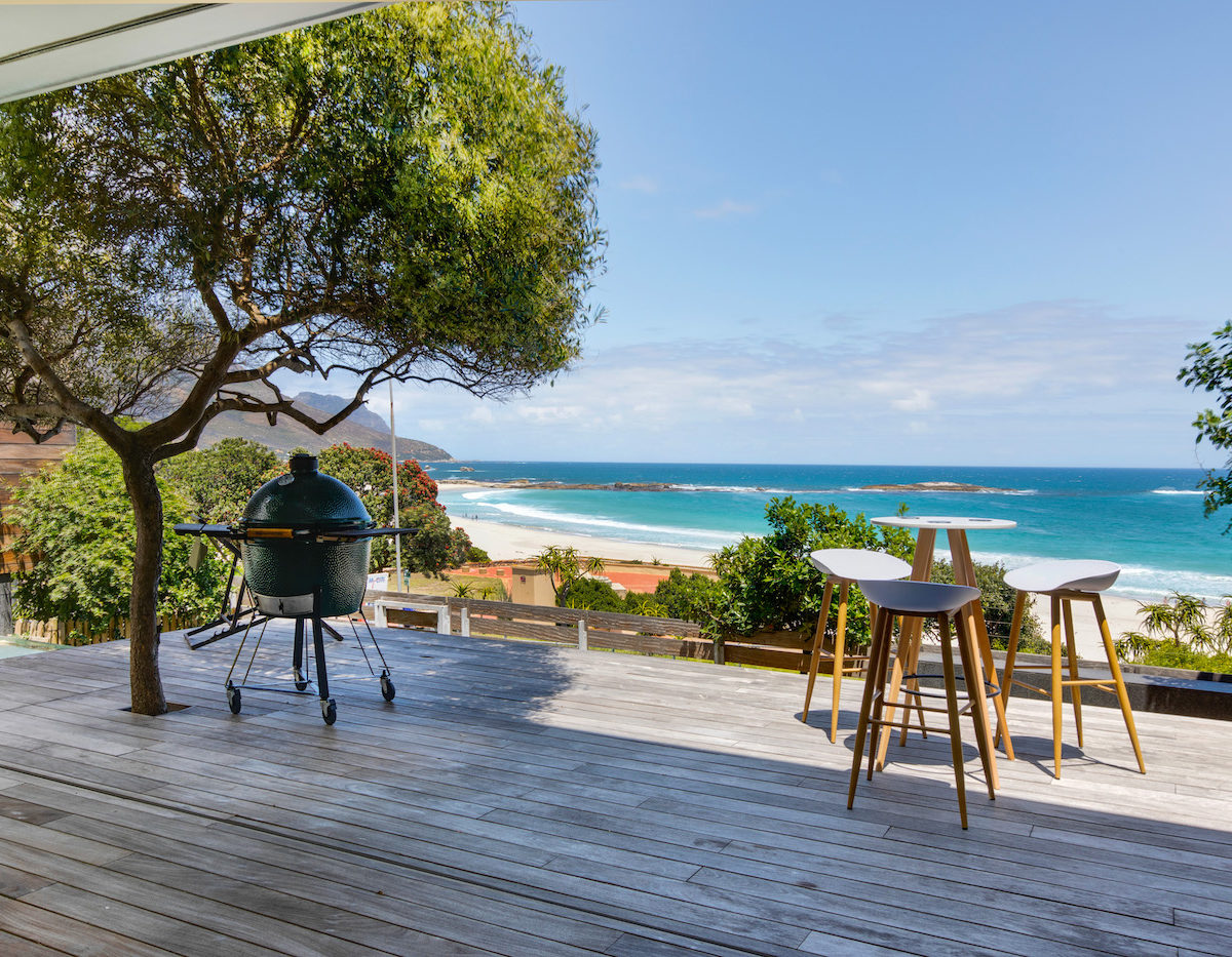 Camps Bay 3 bedroom luxury apartment rental