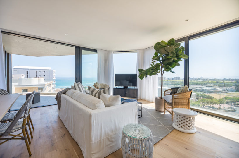 2 bedroom serviced apartment in Sea Point